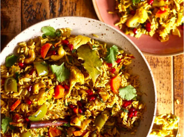 Chetna Makan Healthy Indian SkandiHus