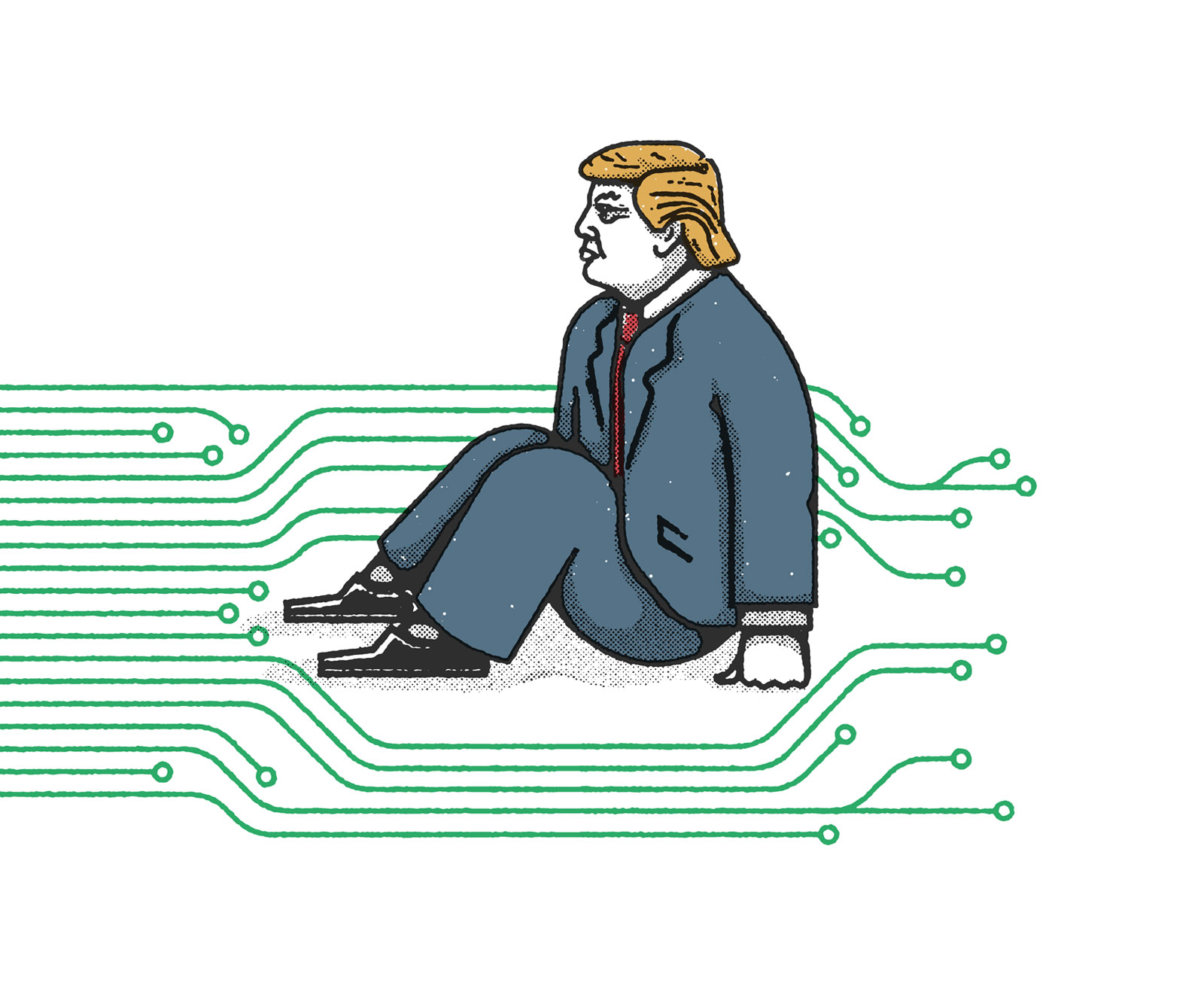 Trump vs Startups