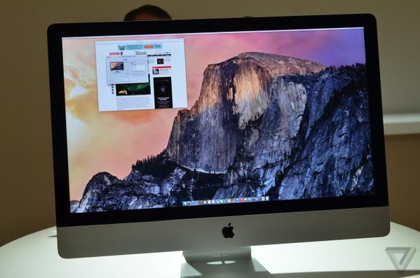 "A fully specced 27"" 5k Retina iMac also comes with a pair of binoculars. *Squint squint.*"
