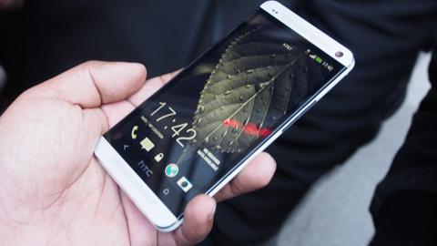 (Source:  The Unlockr ) 2013's HTC One M7