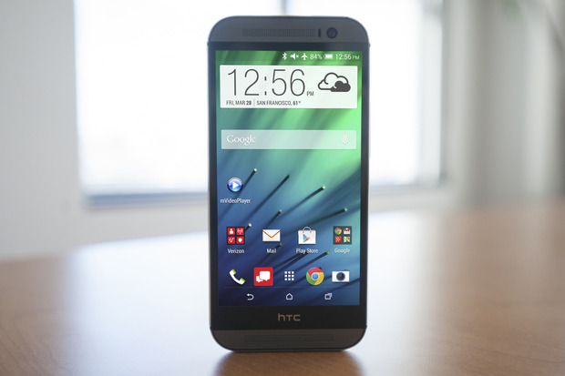 (Source:  Greenbot ) 2014's HTC One M8