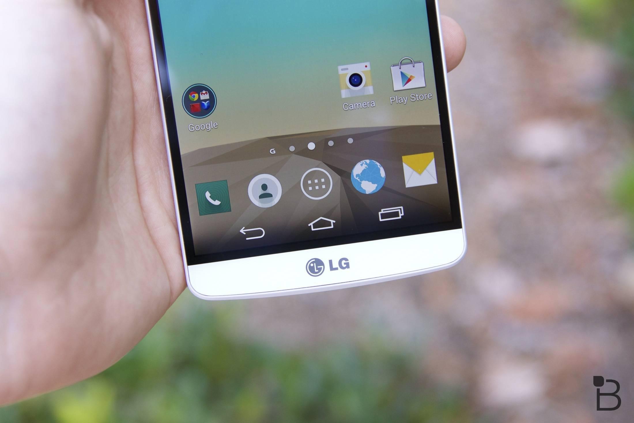 (Source:  TechnoBuffalo ) The LG G3
