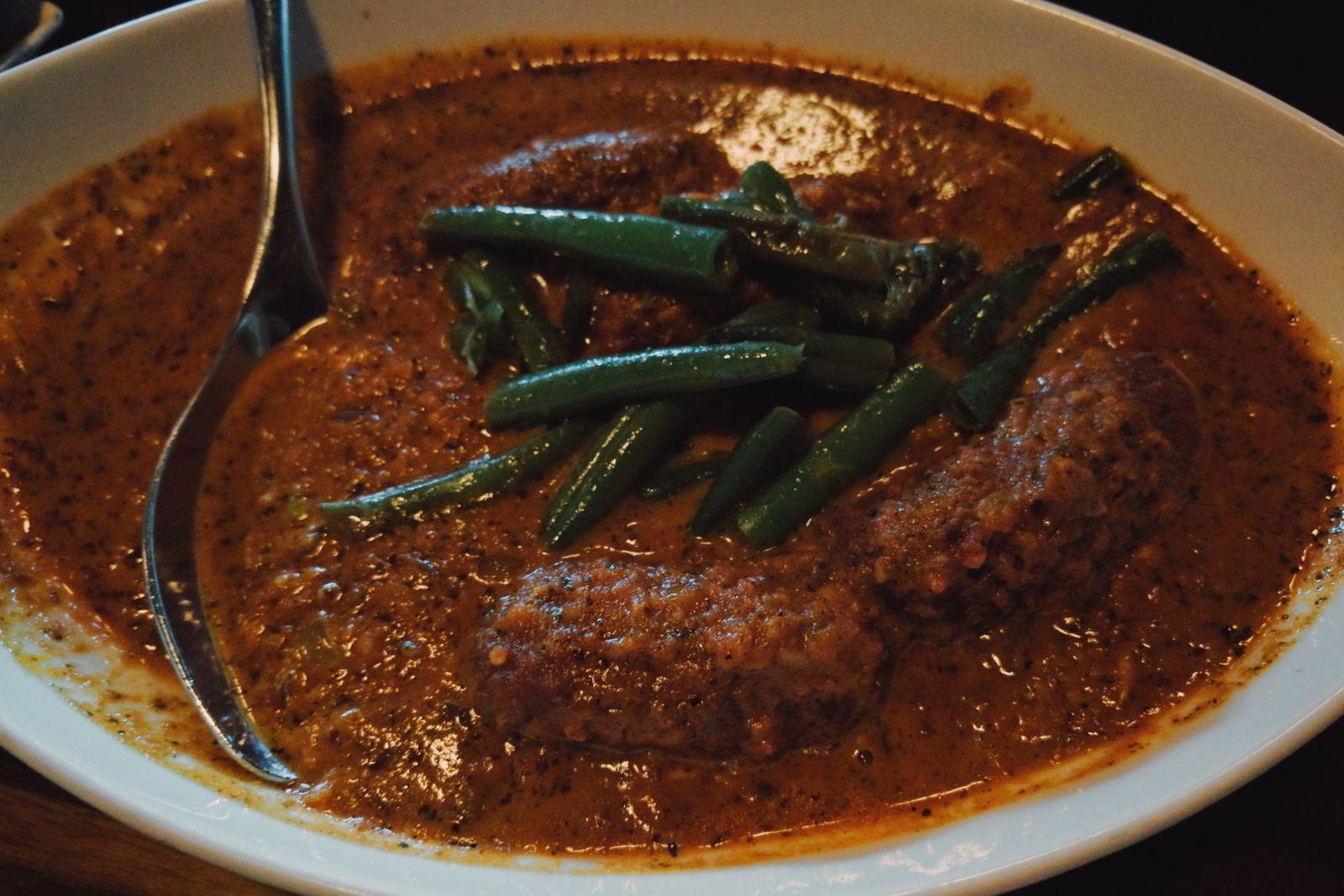 Vegetable Korma in Tomato Sauce