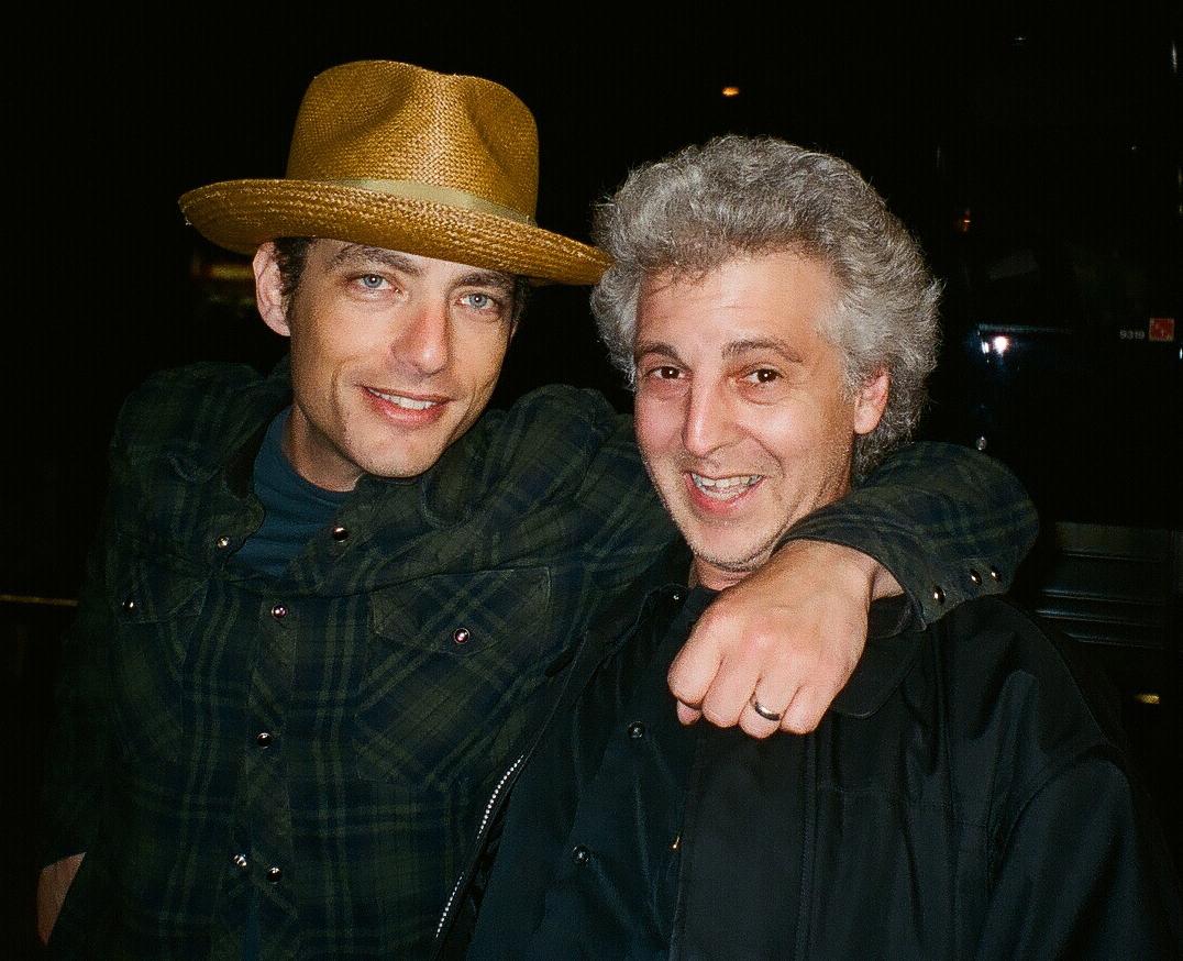 Jakob Dylan & Magic Marc Lumberjack Days / Stillwater, Minnesota / July 25, 2009