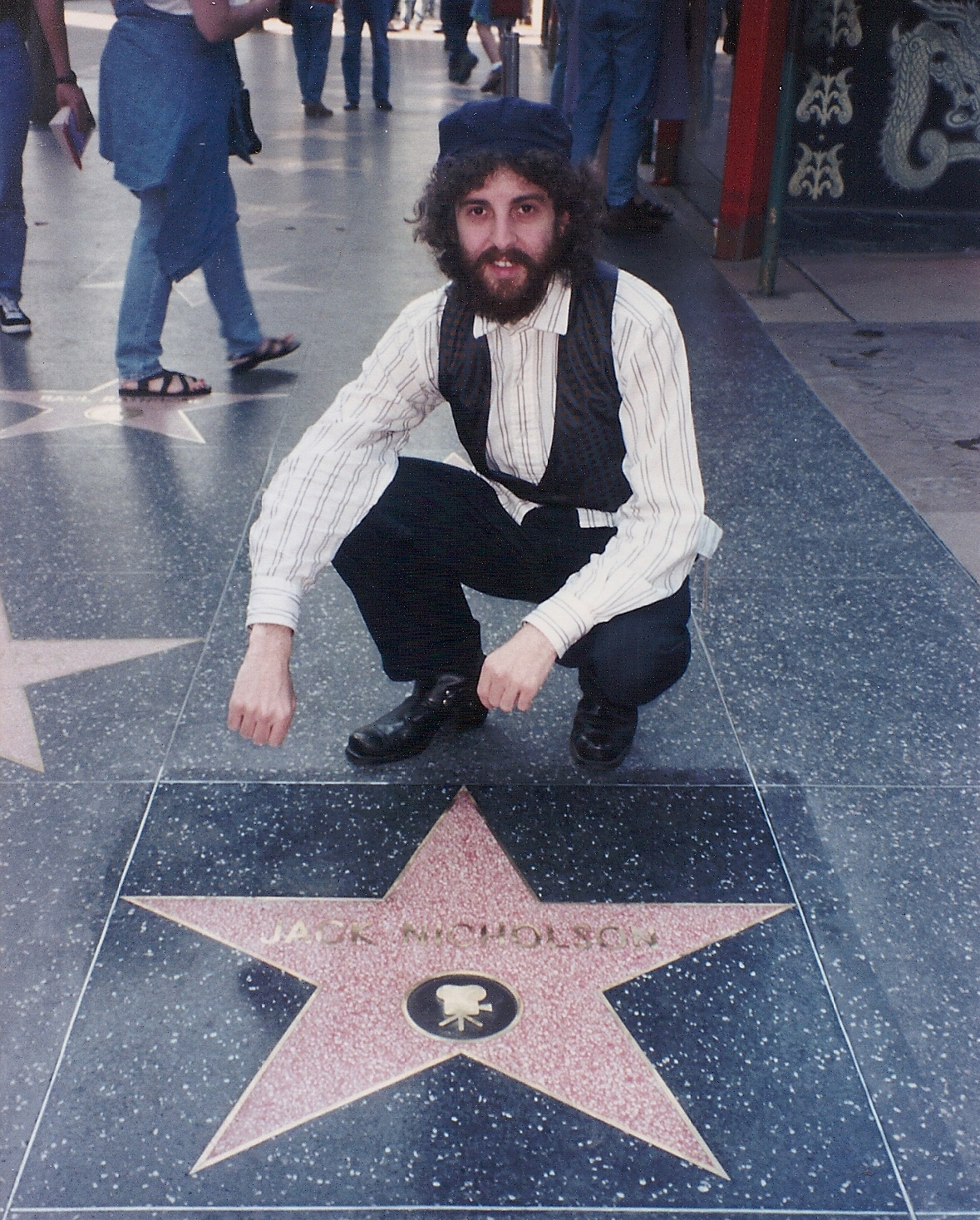 Magic Marc Hollywood, California / December 4, 1996 Photograph by Raymond Harris