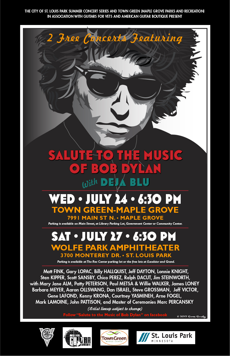 Salute to the Music of Bob Dylan