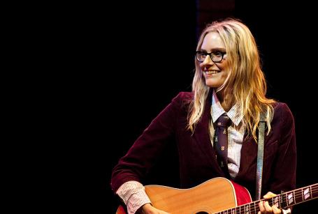 Aimee Mann smiled between depressing ditties at the Dakota