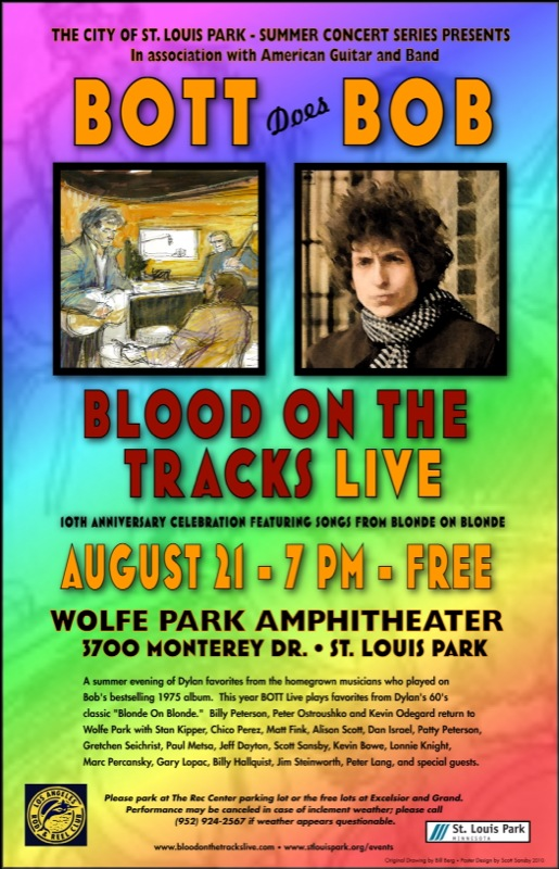 Blood on the Tracks Live - 2010 Poster.jpg
