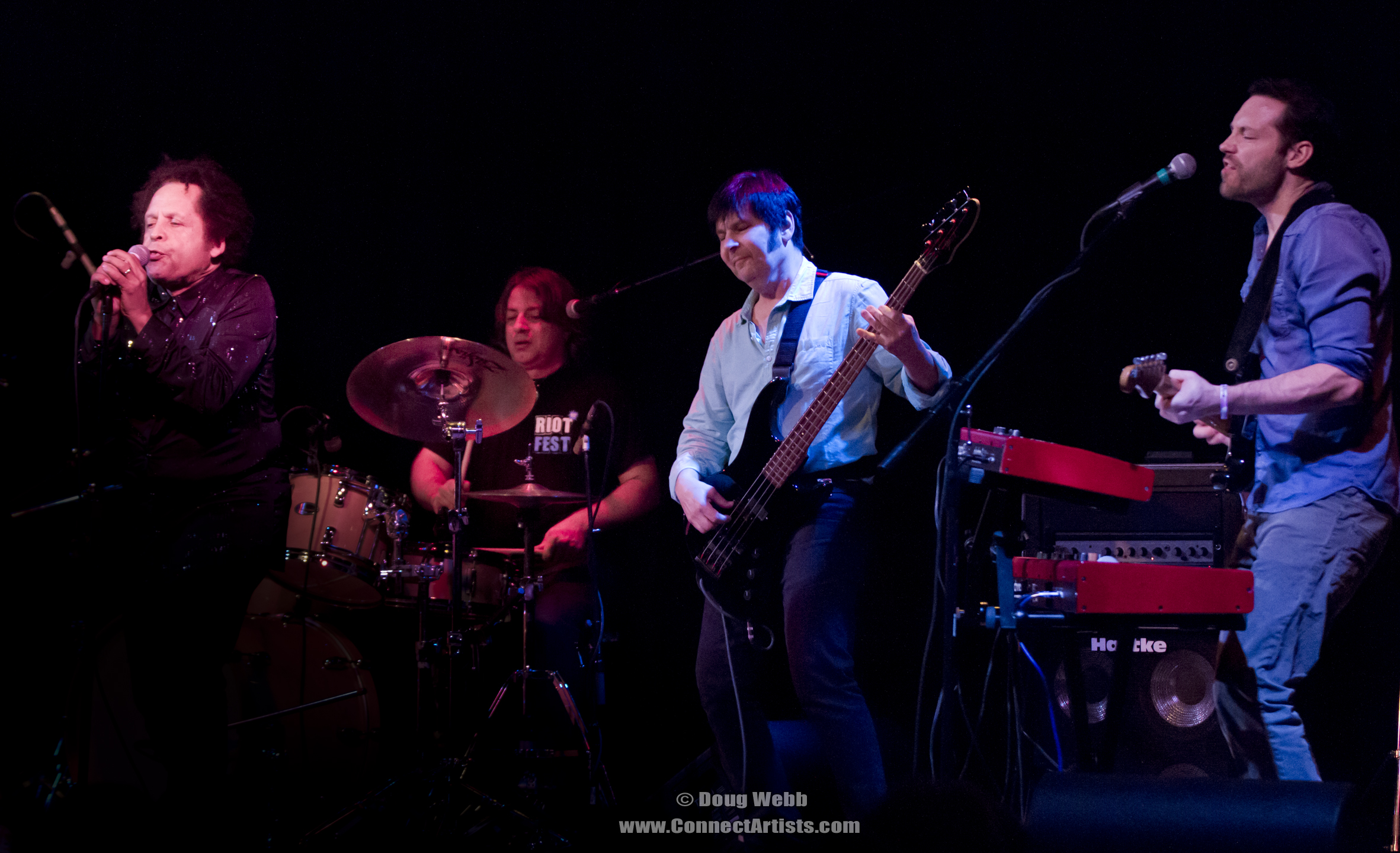 Garland Jeffreys and his Band / The Cedar Cultural Center / Minneapolis, Minnesota / November 15th, 2013