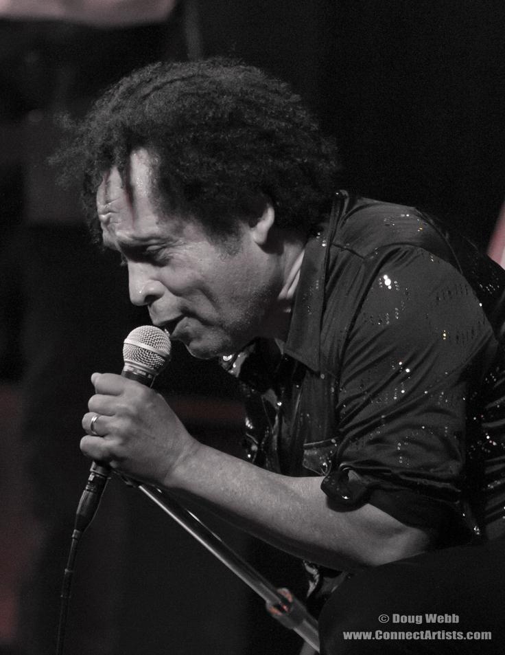 Garland Jeffreys / The Cedar Cultural Center / Minneapolis, Minnesota / November 15th, 2013