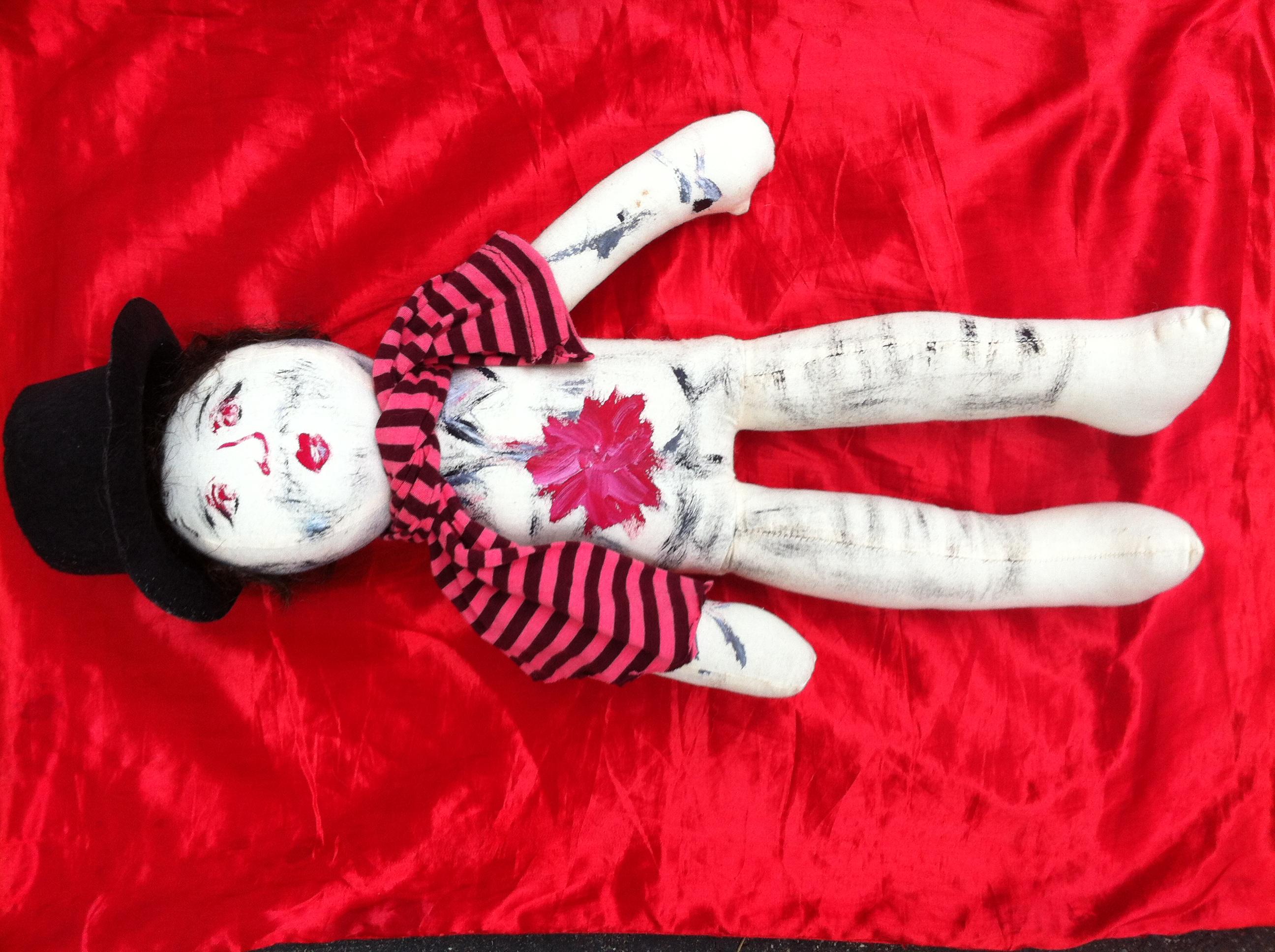 Magic Marc Doll by Gretchen Seichrist - 2013