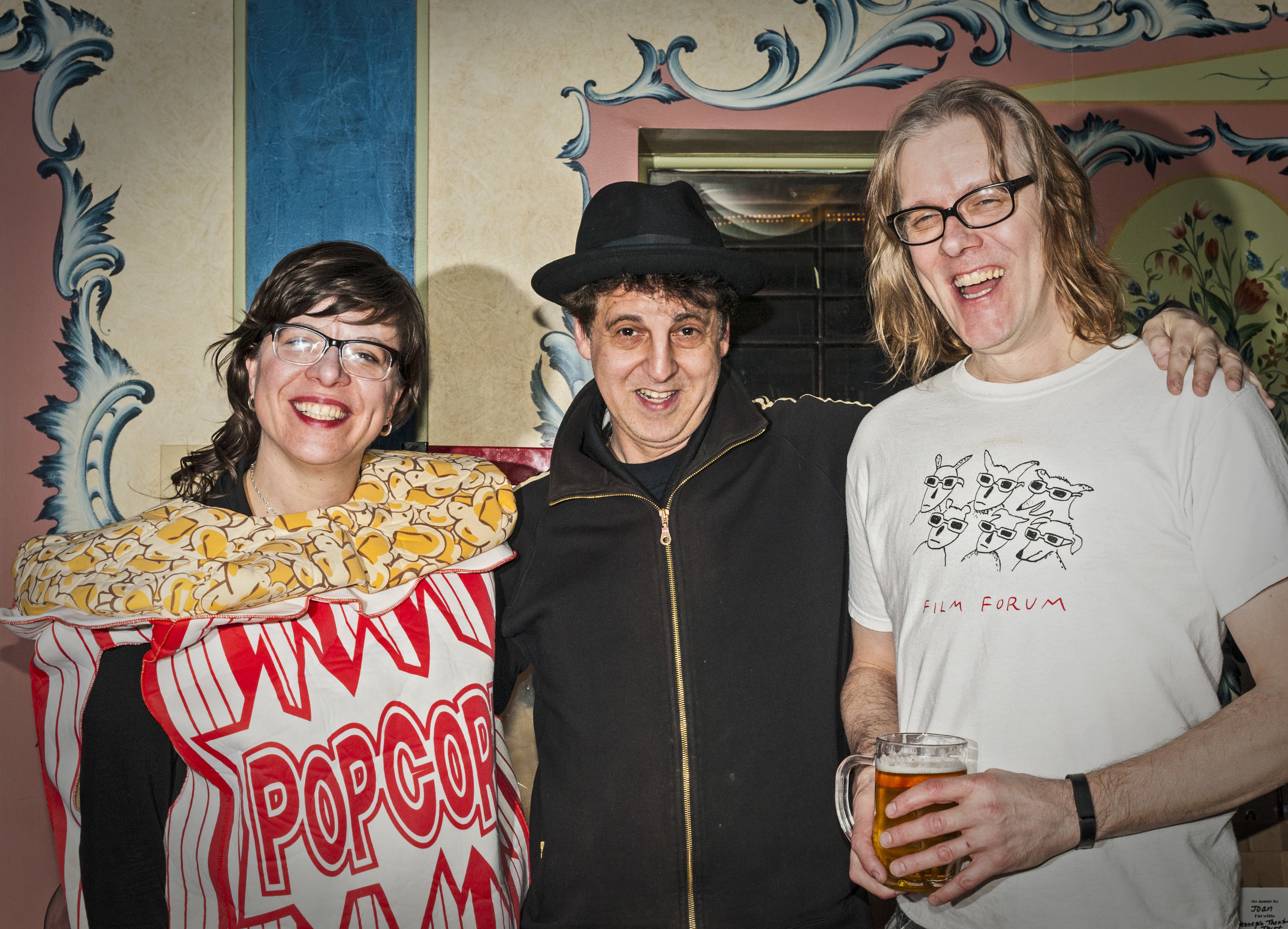 RUBY THE DOGUMENTARY / Film 4M Screening! Joan Vorderbruggen, Magic Marc and Tom Siler / Black Forest Inn / Minneapolis, Minnesota / JANUARY 29TH, 2015 / Photo by Gamini Kumara ( gamini@visi.org )