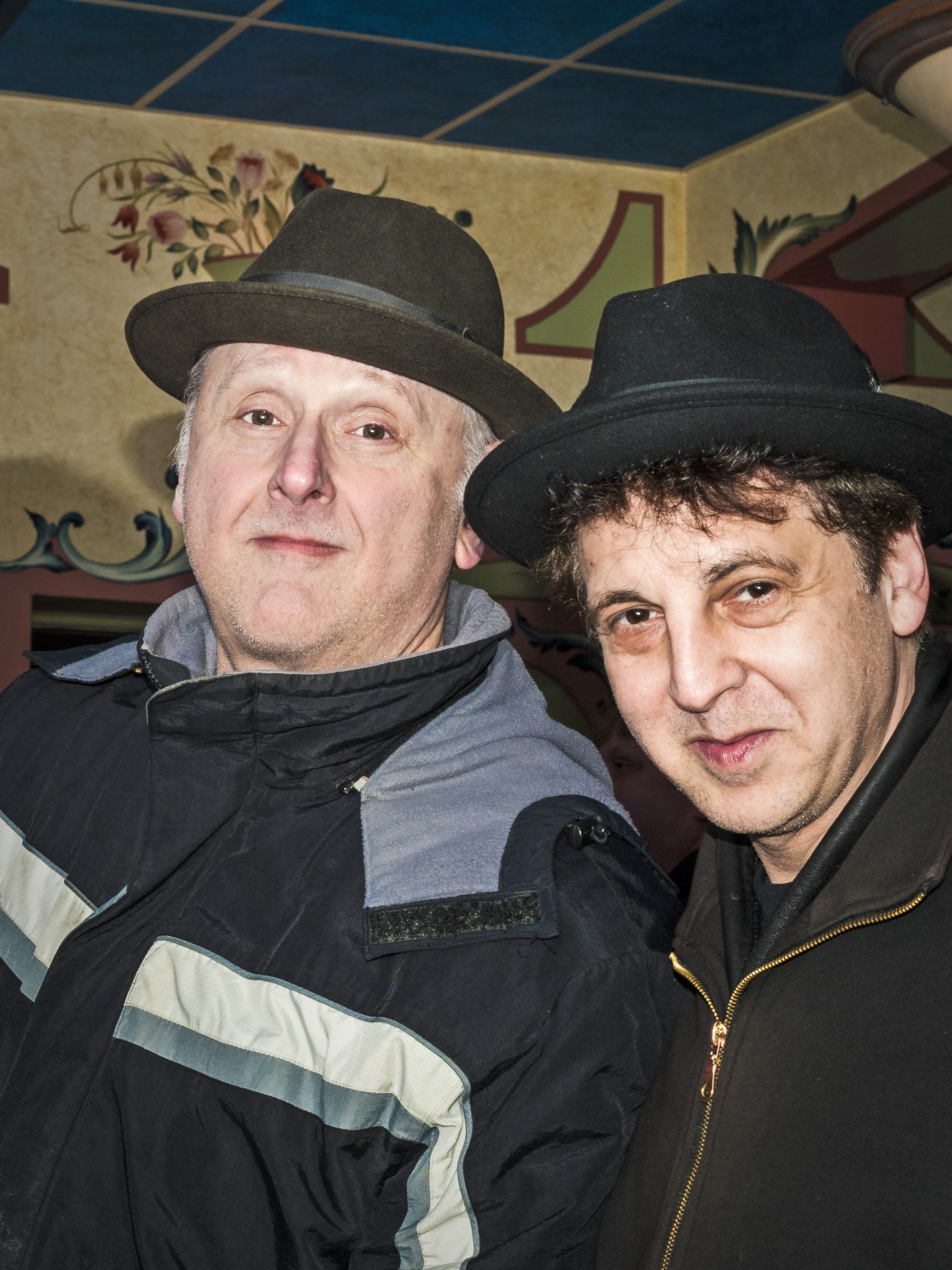 Arne Fogel and Magic Marc / Black Forest Inn / Minneapolis, Minnesota / January 29th, 2015 / Photo by Gamini Kumara