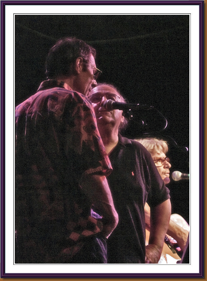 Gary Lopac, Billy Hallquist and Kevin Odegard - Photo by Lynn Richter