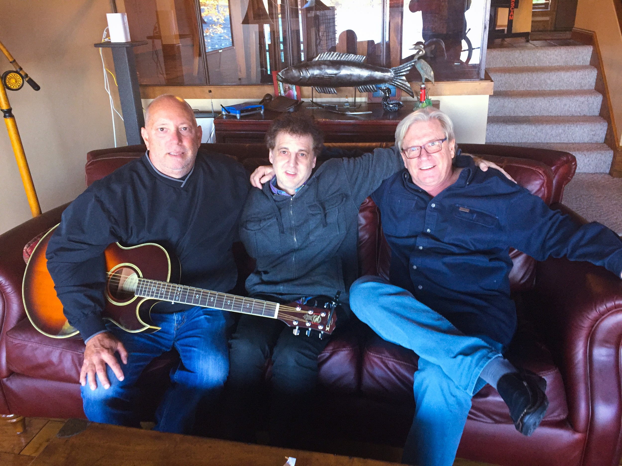 Kenny Krona, Magic Marc and Kevin Odegard / Cambridge, Minnesota / October 15th, 2015