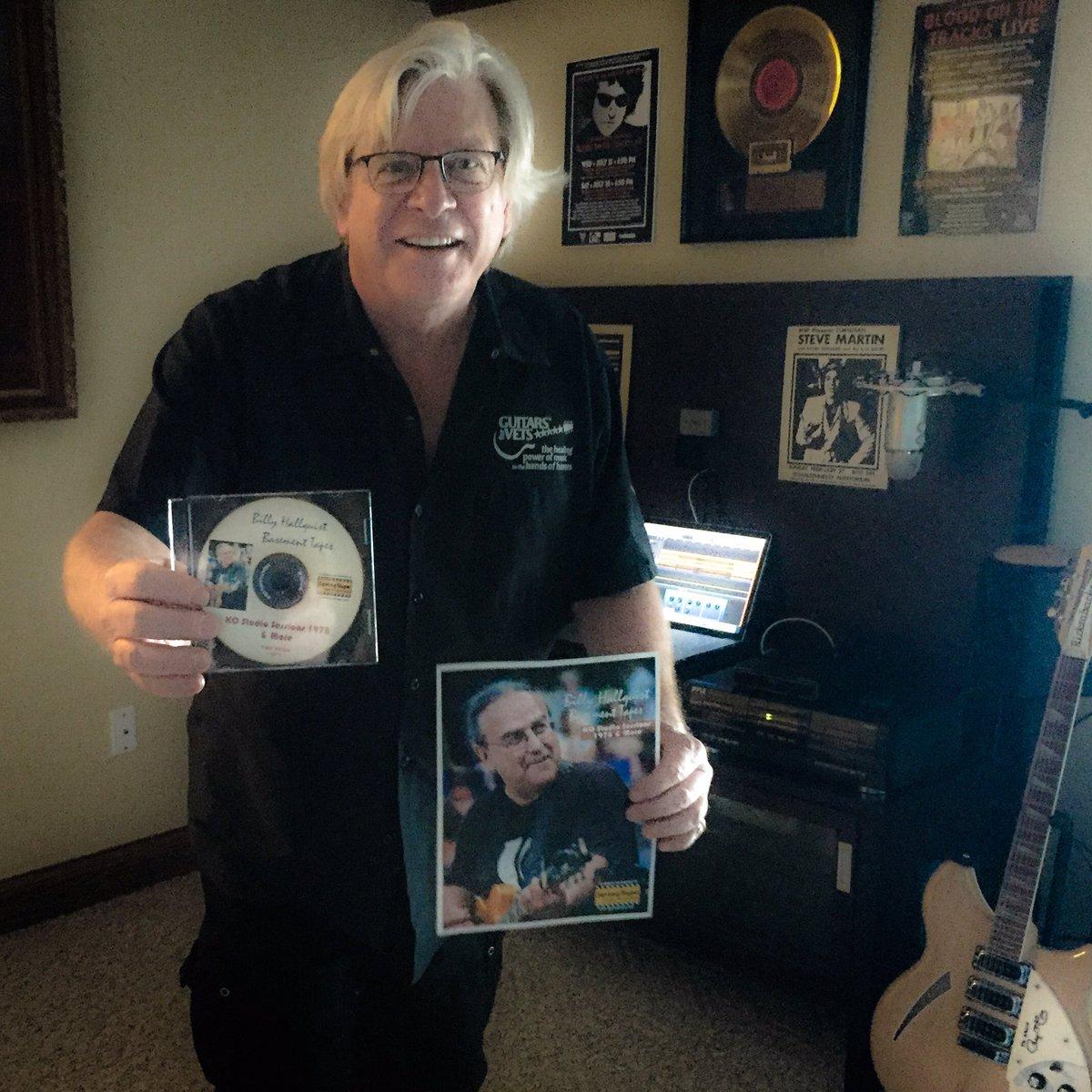 Billy Hallquist Basement Tapes - Kevin Odegard / Saving Tape / Cambridge, Minnesota /July 29th, 2016