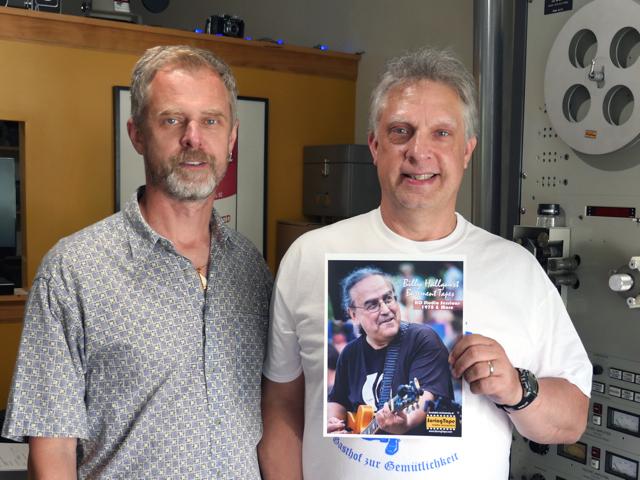 Billy Hallquist Basement Tapes - Thor Anderson and Nick Hoye / Saving Tape  / Minneapolis, Minnesota / July 30th, 2016