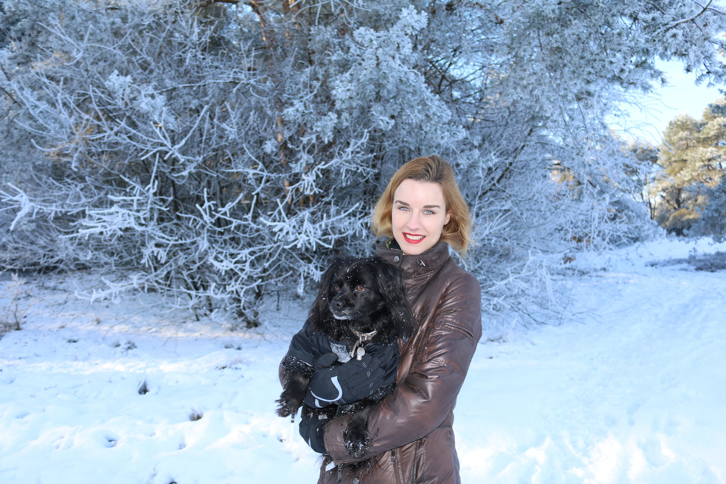 Ivana Raymonda van der Veen and Sophie / January 19th, 2017