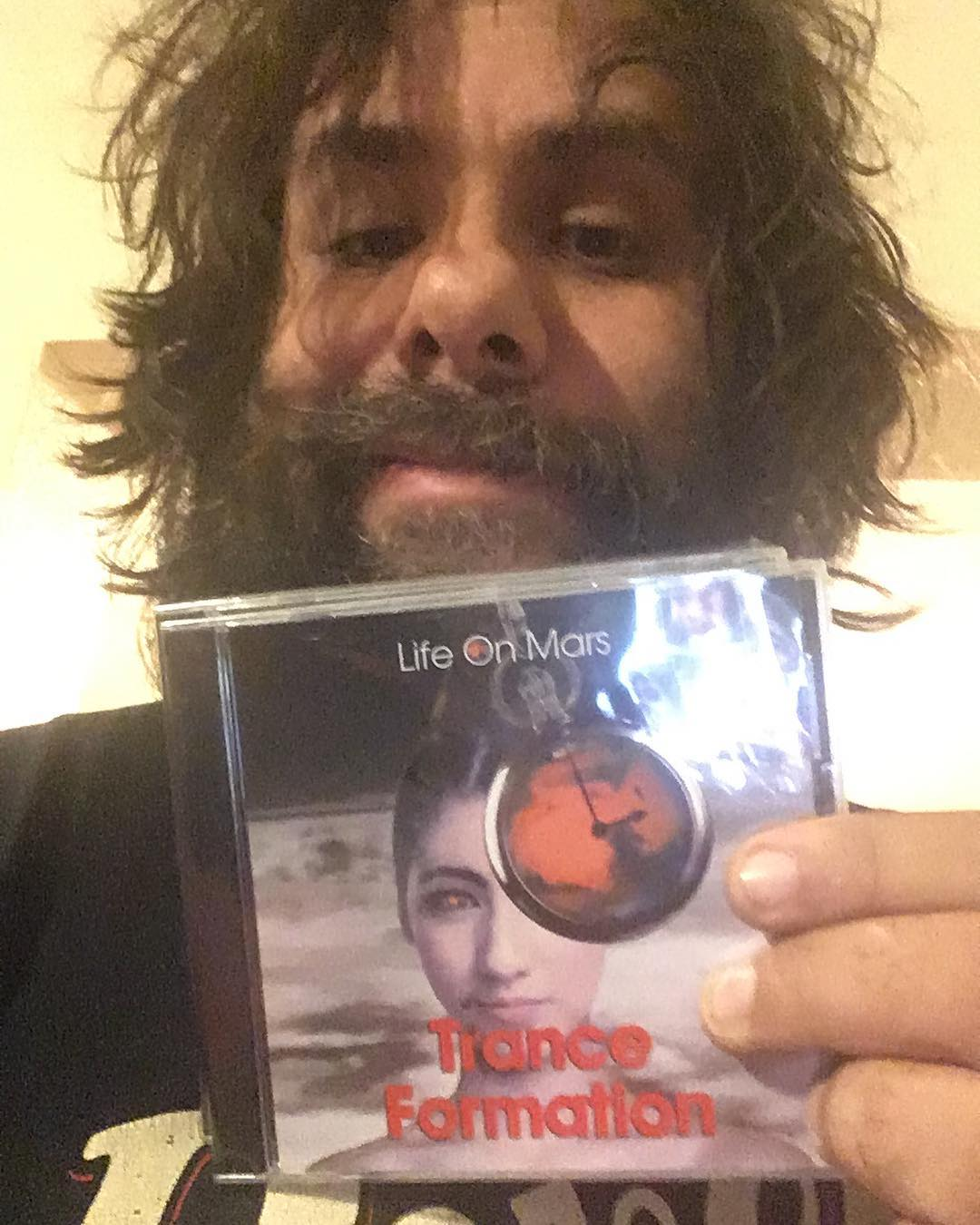Fernando Perdomo - Love when records I make become actual things. Here is the latest from  Life On Mars  which was mostly recorded at Reseda Ranch.