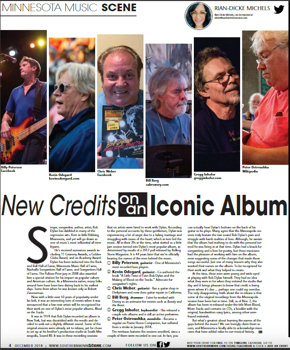 New Credits on an Iconic Album  Southern Minn Scene  December 2018  Page 4