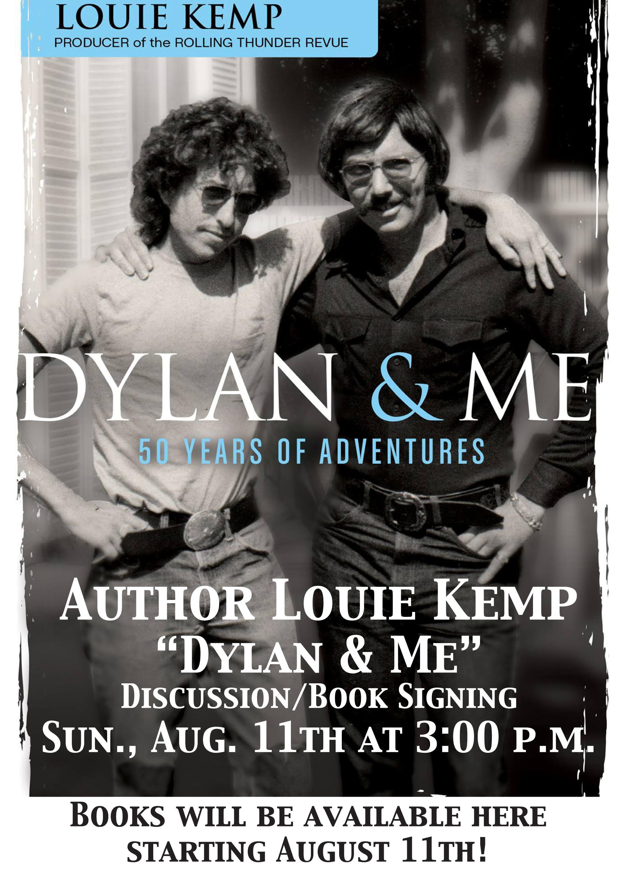 LOUIE KEMP - DYLAN & ME - ELECTRIC FETUS.jpg
