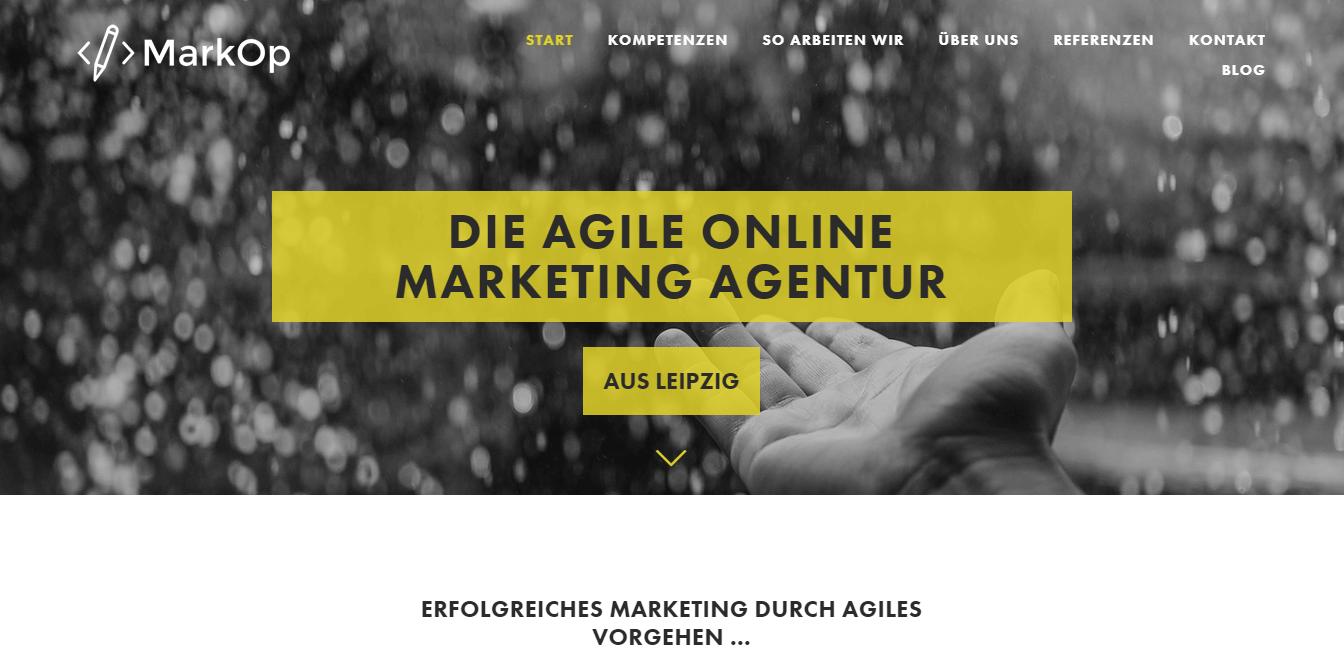 Ausgangs-Domain markop.de