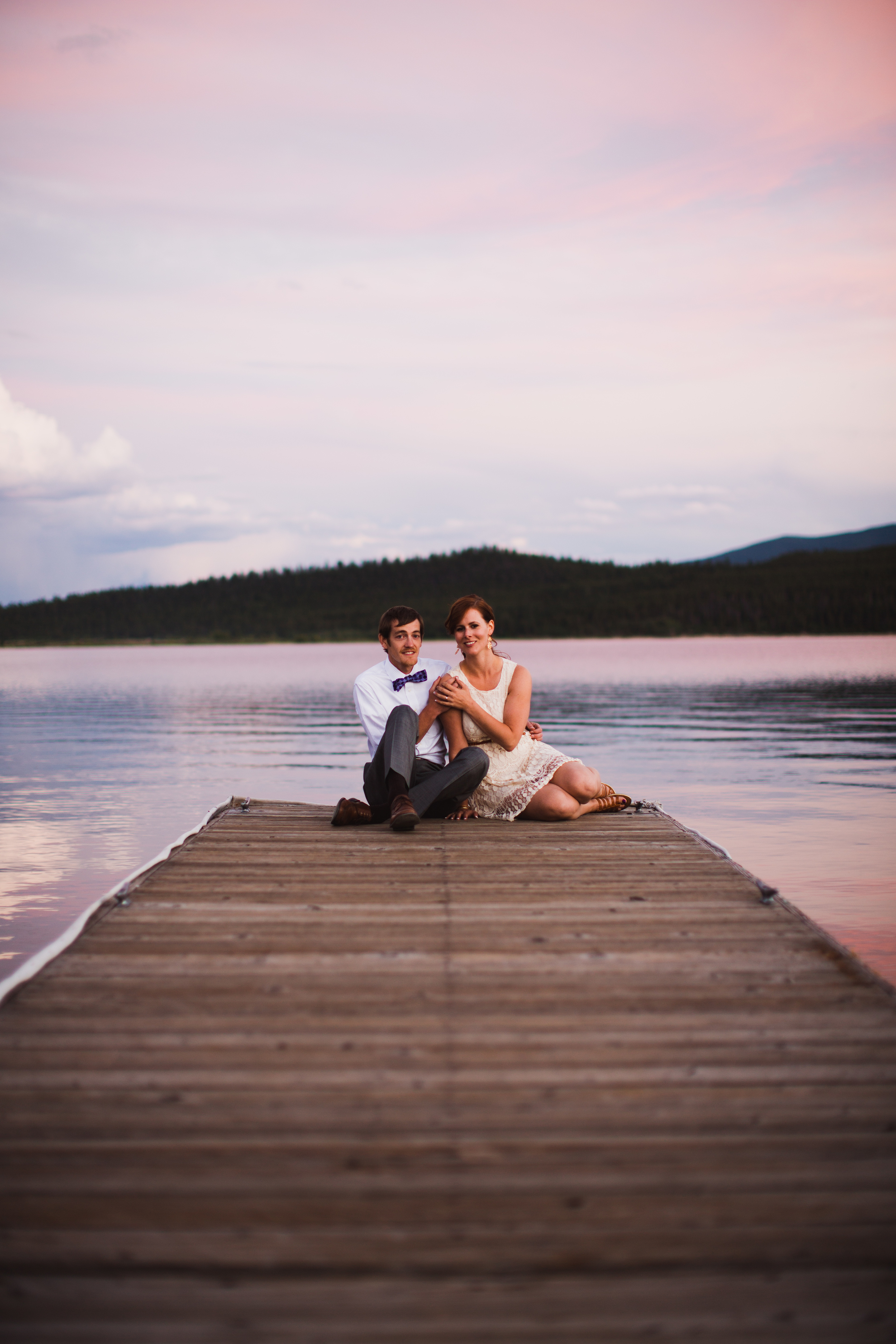 Twin Lakes, CO  // Kyle + Christina ENGAGED