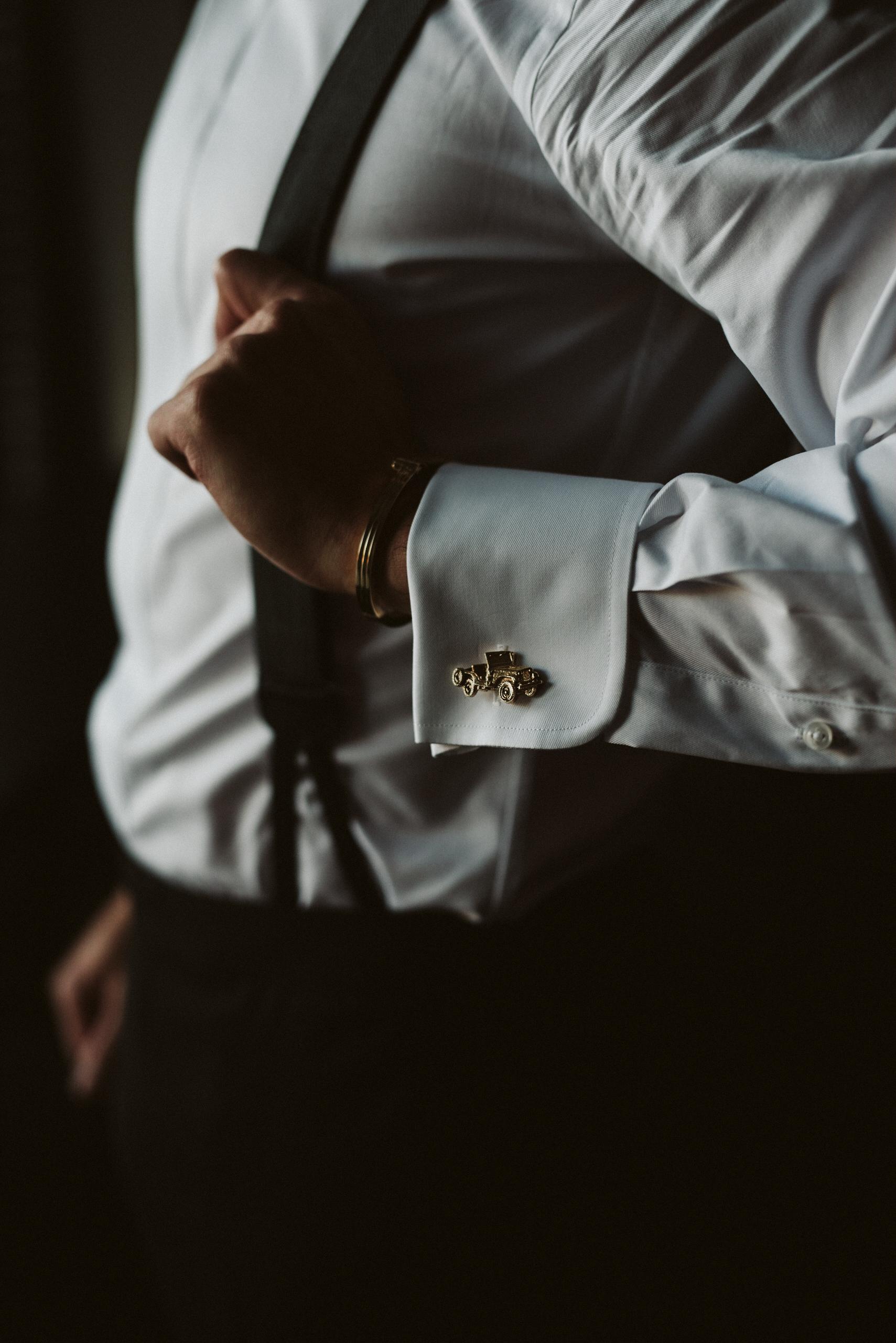 Groom - Gurneys Wedding