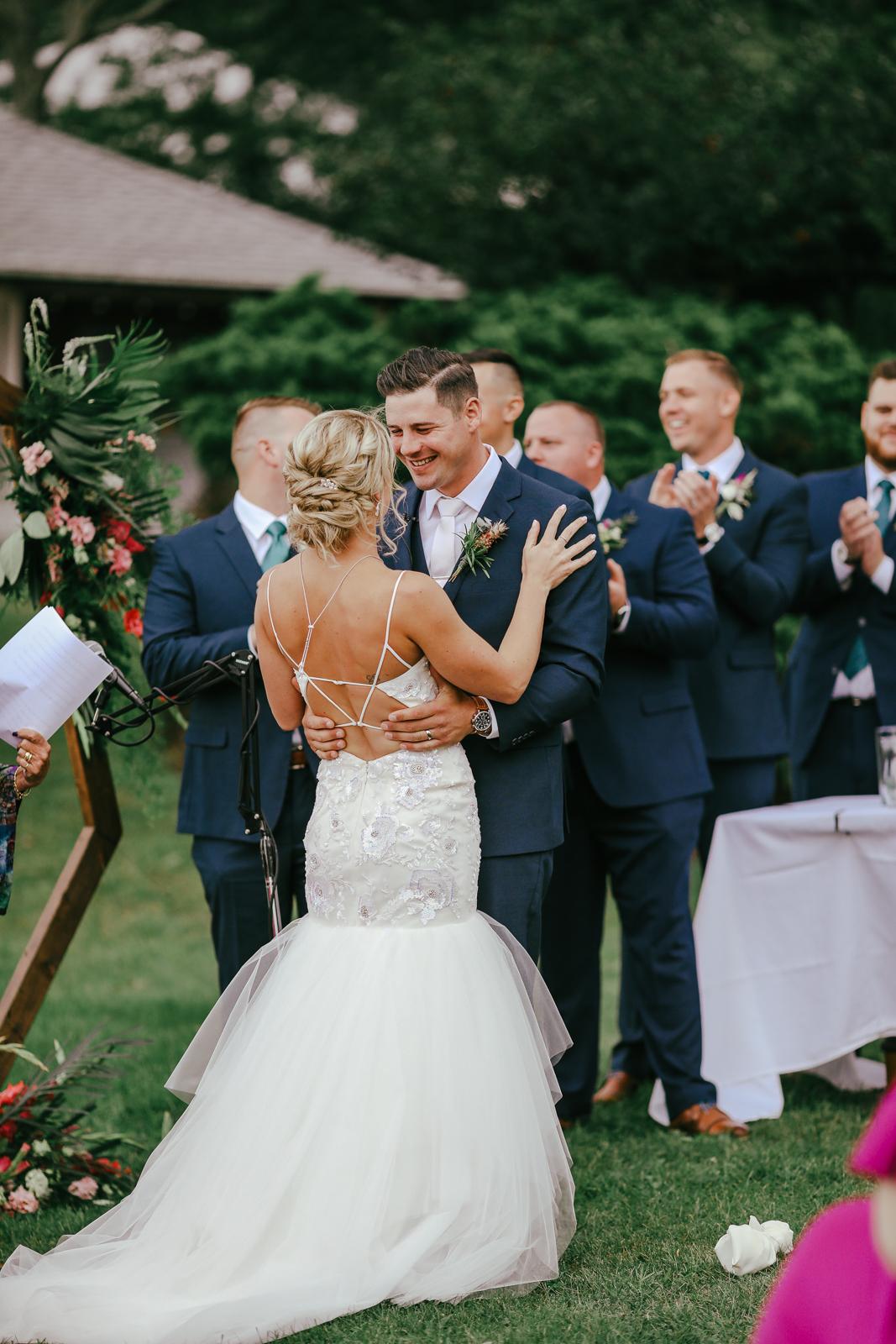 Pridwin Wedding