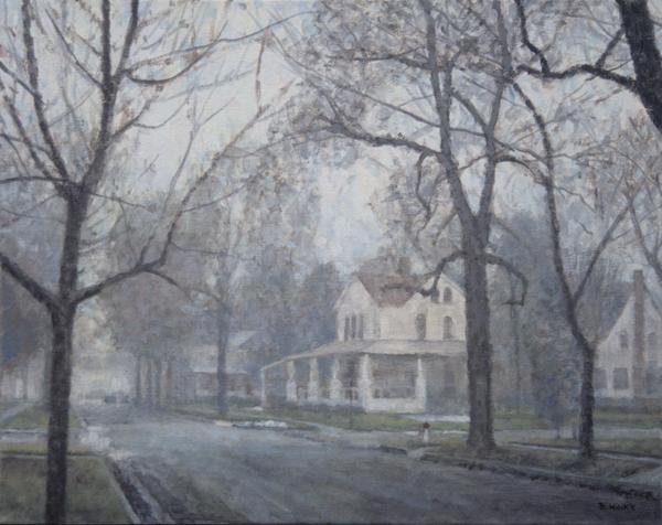 Foggy Winter Day #1