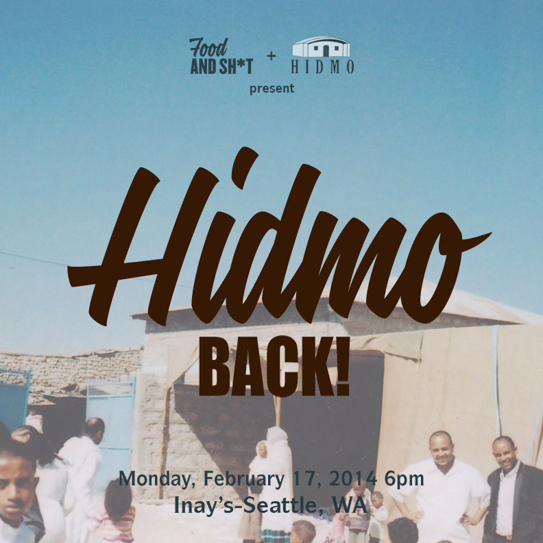 Hidmo BACK!