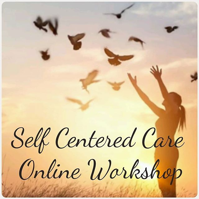 """Hey everybody! I'm so excited to share what I've been working on; my new online workshop entitled """"Self Centered Care"""". For more details click the link below for my Self Centered FB. Check out the post from Tuesday (8/20). Wanna know more, let's set up a free call to explore if this is a good fit for you.  https://www.facebook.com/Self-Centered-282355675953843/"""