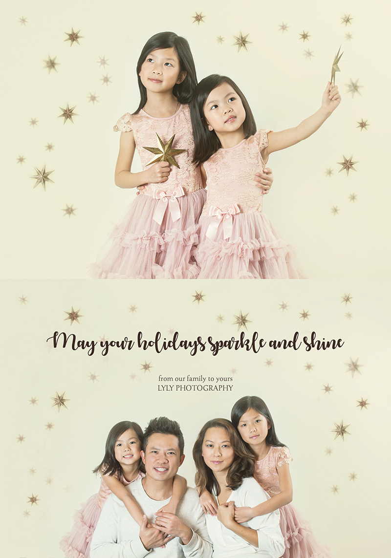 Lyly Photography Holiday Greetings 2016
