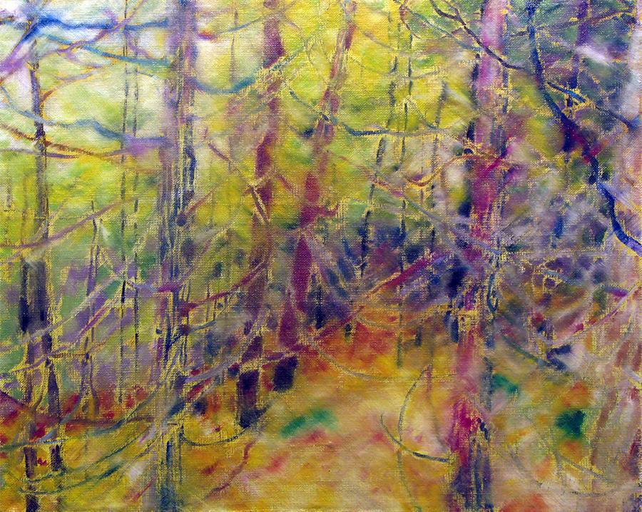 forest thrill
