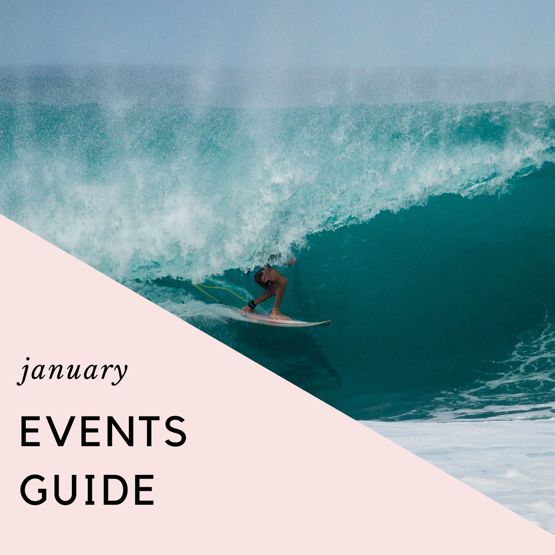 january events guide cool wow collective - surfing image