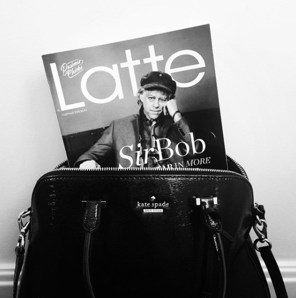 lucy cheek editor latte magazine