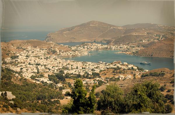 The Island of Patmos