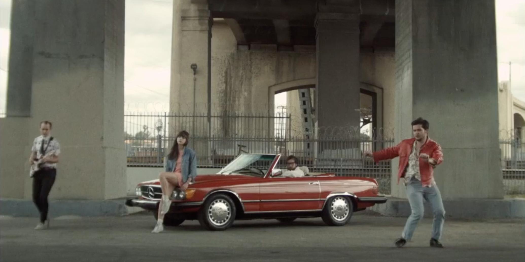 """DREAM MACHINES - """"RECALL""""   music video"""