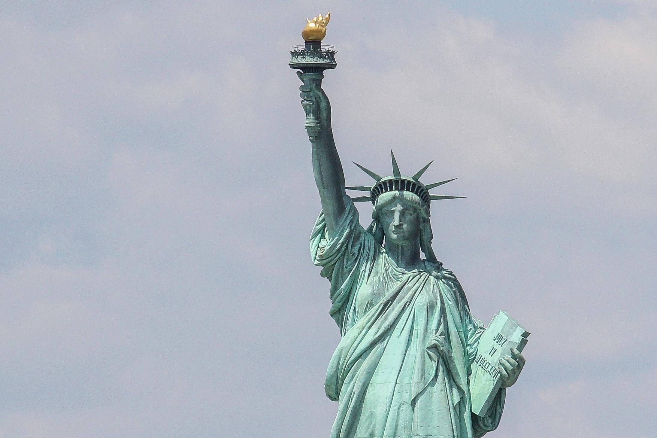 Miss Liberty.