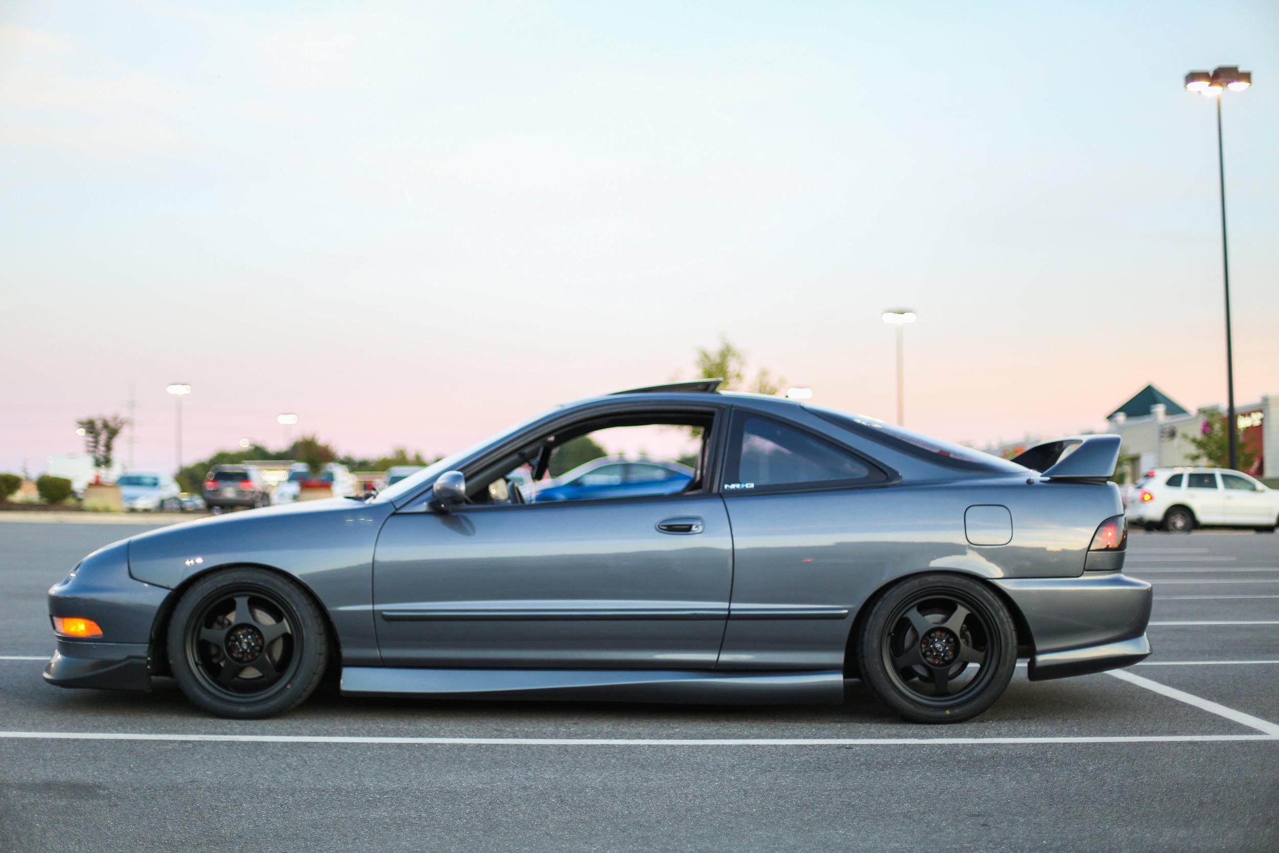 My 1994 Acura Integra LS