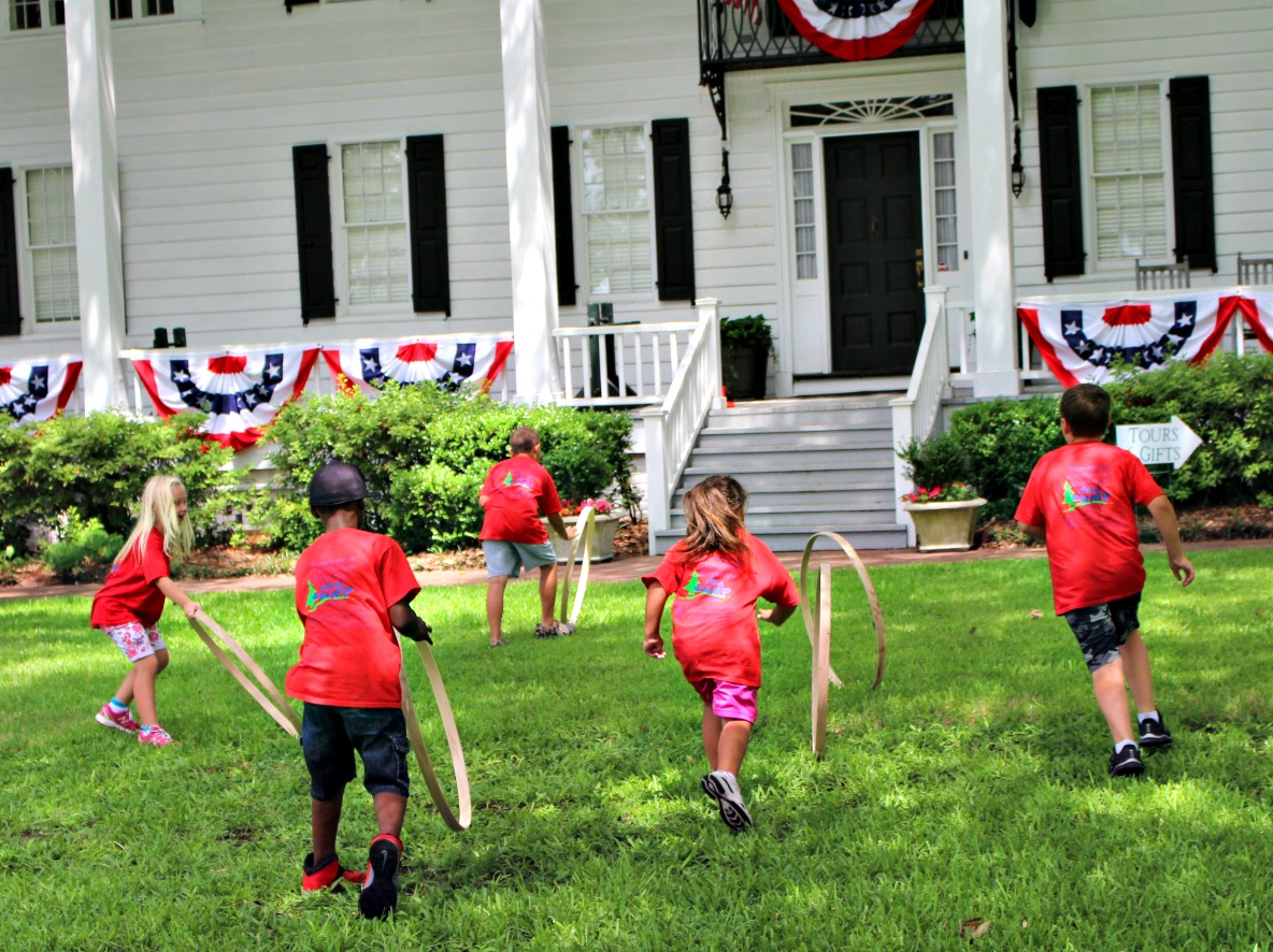 Hands-on Activities can easily be added to any school or camp tour.