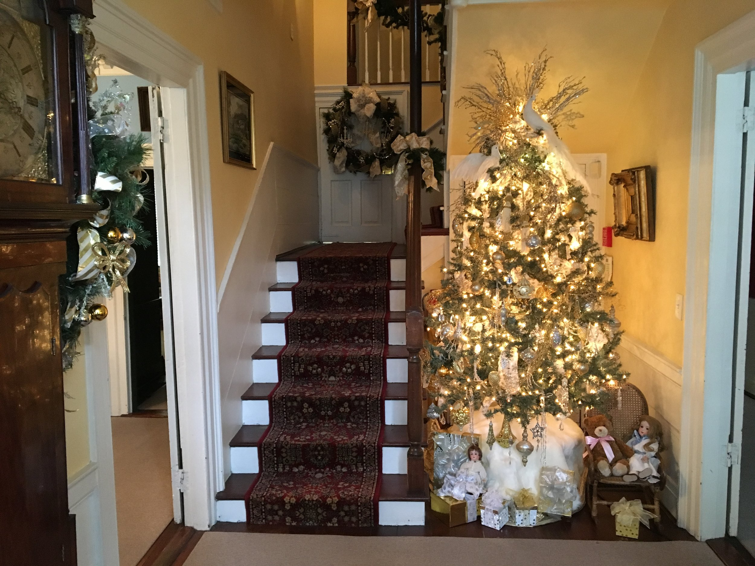 Christmas 2018 at the Kaminski House Museum
