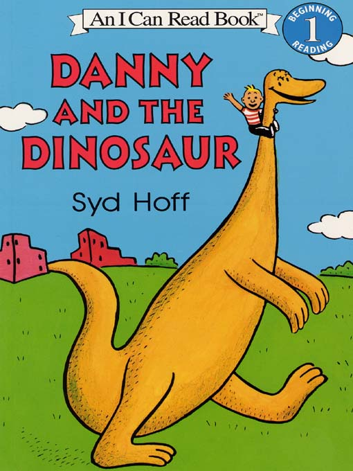 """A fun commission to make a rocking horse after the classic children's book, """"Danny and the Dinosaur"""""""