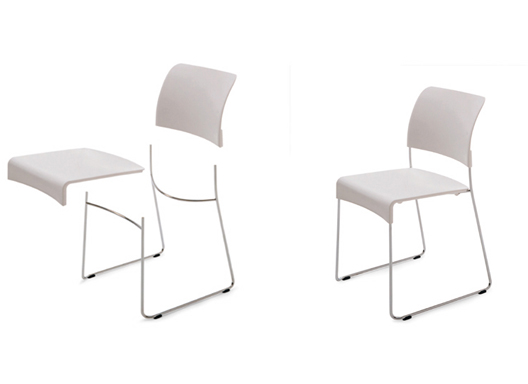 silla Sim para vitra