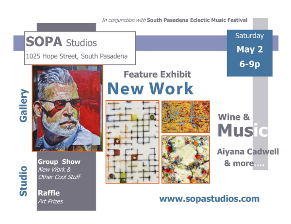 SOPA New Work - May 2 2015