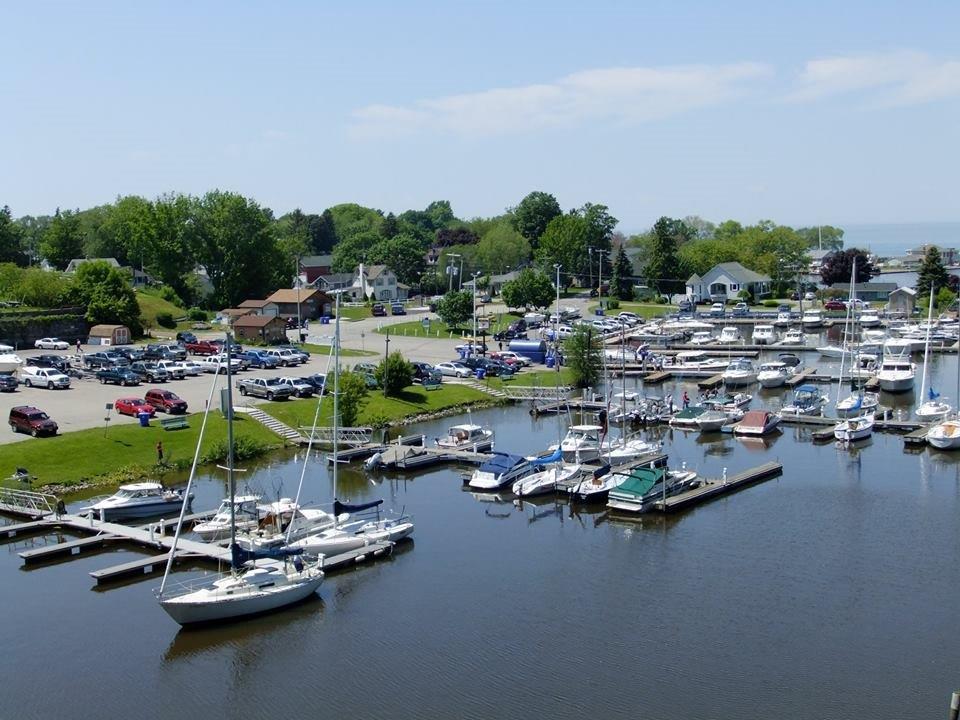 Newfane Marina, Lake Ontario
