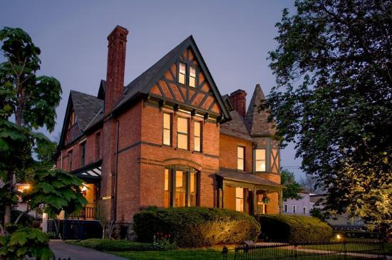 The William Henry Miller Inn   607-256-4553 / 303 North Aurora Street Ithaca, NY 14850