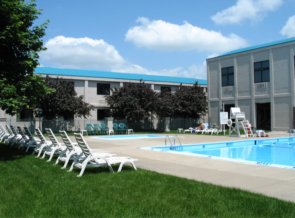 Ramada Hotel & Conference Center   607-257-3100 / 2310 N Triphammer Rd. Ithaca, NY 14850