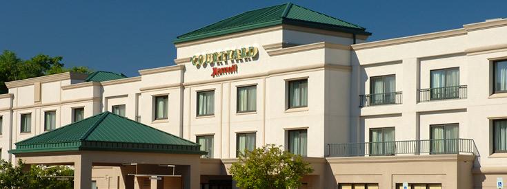 Courtyard Marriott Ithaca   607-330-1000 / 29 Thornwood Drive Ithaca, NY 14850