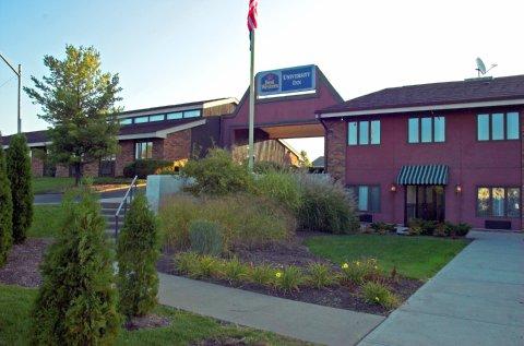 Best Western University Inn   607-272-6100 x4714 / 1020 Ellis Hollow Road Ithaca, NY 14850